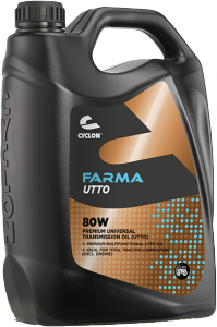 CYCLON FARMA UTTO 80W/10W-30 GL-4 4L