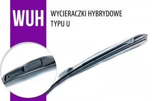 OXIMO WUH450 PIÓRO WYCIERACZKI 450MM OXIMO HYBRYDOWE