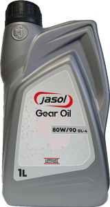 JASOL Gear OIL GL-4 80W90  1L