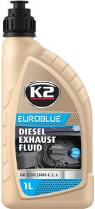 K2 ADBLUE EUROBLUE płyn katalityczny DPF ISO 22241 1L