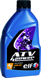 ELF ATV 4 POWER 10W50 1L