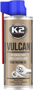 K2 VULCAN Penetrant i odrdzewiacz 150ml