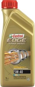 CASTROL EDGE Turbo Diesel 5W-40 1L.