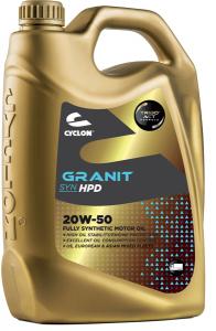 CYCLON GRANIT SYN HPD 20W-50 4L