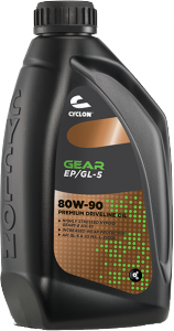 CYCLON GEAR EP GL-5 80W-90 1L