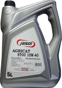 JASOL AGRICAT STOU 10W40   5L