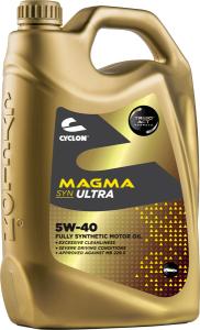 CYCLON MAGMA SYN ULTRA 5W-40 5L