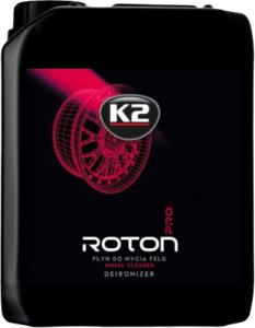 K2 Roton Pro 5L Żel do felg z efektem krwawienia