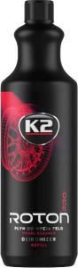 K2 Roton Pro 1L do felg z efektem krwawienia REFILL 1L