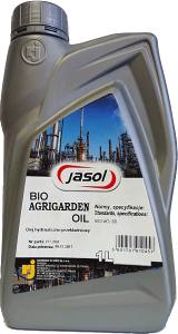 JASOL AGRIGARDEN OIL  BIO 1L