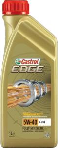CASTROL EDGE 5W-40 A3/B4 1L