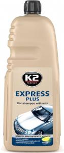 K2 K141 Szampon z woskiem EXPRESS PLUS 1L