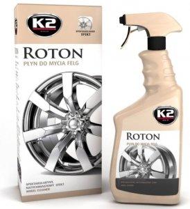 K2 ROTON Mycie felg z efektem krwawienia 700ml