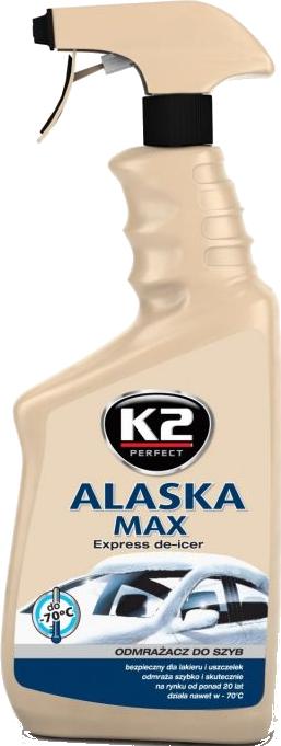 K2 K607 Odmrażacz do szyb atomizer 700ml
