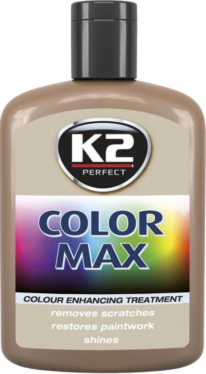 K2 K020 Wosk koloryzujący 200ml 00015 brązowy