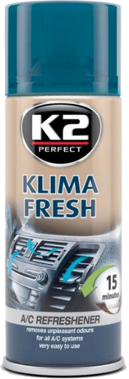 """K2 K222 'Granat"""" do odświeżania klimatyzacji 150g"""