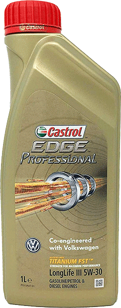 CASTROL EDGE Professional Longlife III 5W-30 1L.