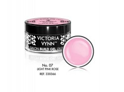Victoria Vynn Żel budujący No. 07 15ml LIGHT PINK ROSE Build Gel