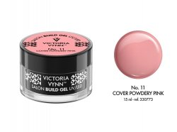 VICTORIA VYNN Żel budujący No. 11 15ml COVER POWDERY PINK Build Gel