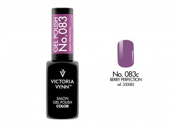 Victoria Vynn Lakier hybrydowy 083c 8ml BERRY PERFECTION Gel Polish COLOR Victoria Vynn