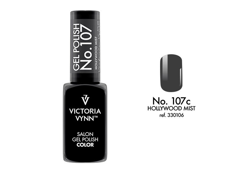 Victoria Vynn Lakier hybrydowy 107c 8ml HOLLYWOOD MIST Gel Polish COLOR Victoria Vynn
