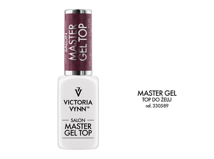 VICTORIA VYNN Master Gel Top 8ml Master Gel Top