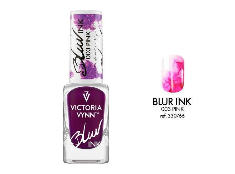 VICTORIA VYNN BLUR INK 003 Pink Atrament do zdobień 10ml