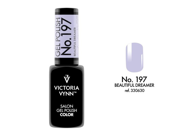 Victoria Vynn Lakier hybrydowy 197 8ml BEAUTIFUL DREAMER Polish Gel  Victoria Vynn