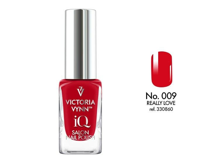 VICTORIA VYNN Nail polish IQ 009 9ml REALLY LOVE Lakier IQ do paznokci