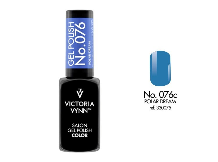 Victoria Vynn Lakier hybrydowy 076c 8ml POLAR DREAM Gel Polish COLOR Victoria Vynn