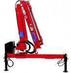Żuraw Maxilift ML230.3 D E12V komplet z rama + 2 podpory H
