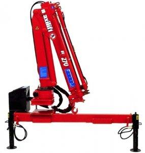 Żuraw Maxilift ML270.2L D  H Komplet z rama + 2 podpory H
