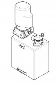 Agregat prądotwórczy  220V 380V ML 270
