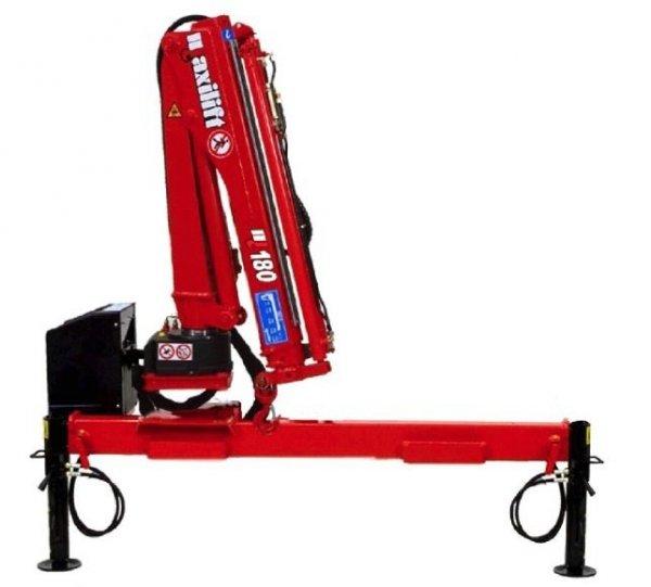 Żuraw Maxilift ML180.3 E12V LME04  komplet z rama + 2 podpory H