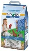 Cat's Best Universal Żwirek - Peletki niezbrylające dla kota 20l