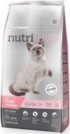 Nutrilove Premium Sterile ze świeżym kurczakiem 7kg