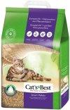 Cat's Best Smart Pellet Żwirek pelet zbrylający dla kotów długowłosych 10l