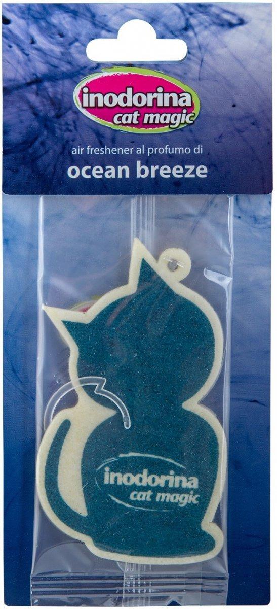 Inodorina Cat Magic Ocean breeze - Zapach samochodowy - Bryza oceaniczna