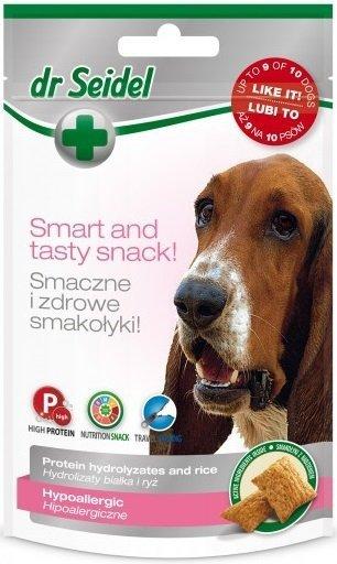 Dr Seidel Smakołyki hipoalergiczne dla psów 90g