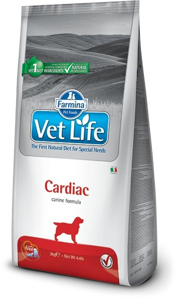Vet Life Dog Cardiac 2kg