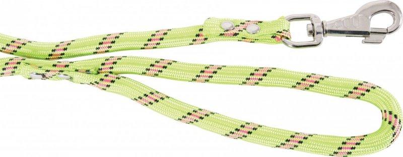 Zolux Smycz nylonowa seledynowa - sznur 13mm/1,2m
