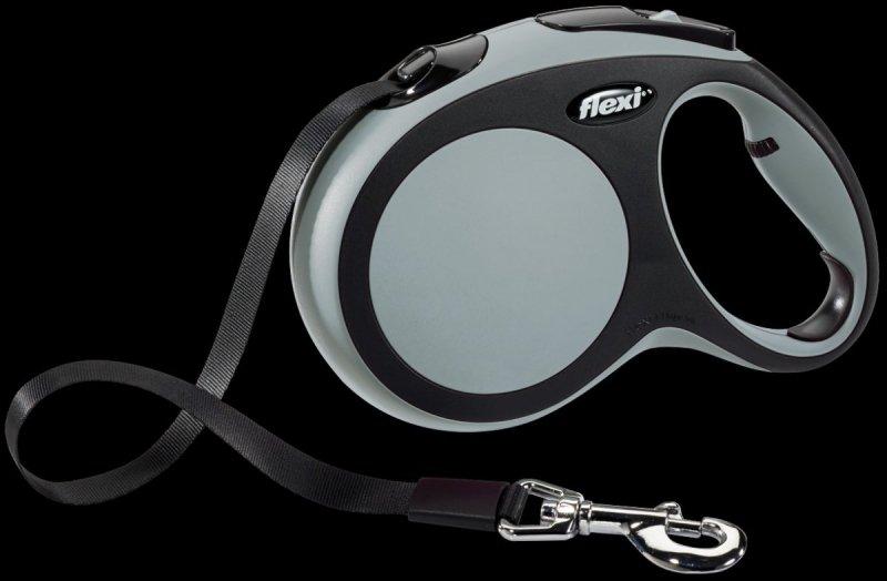 Flexi New Comfort L taśma 5m - szara