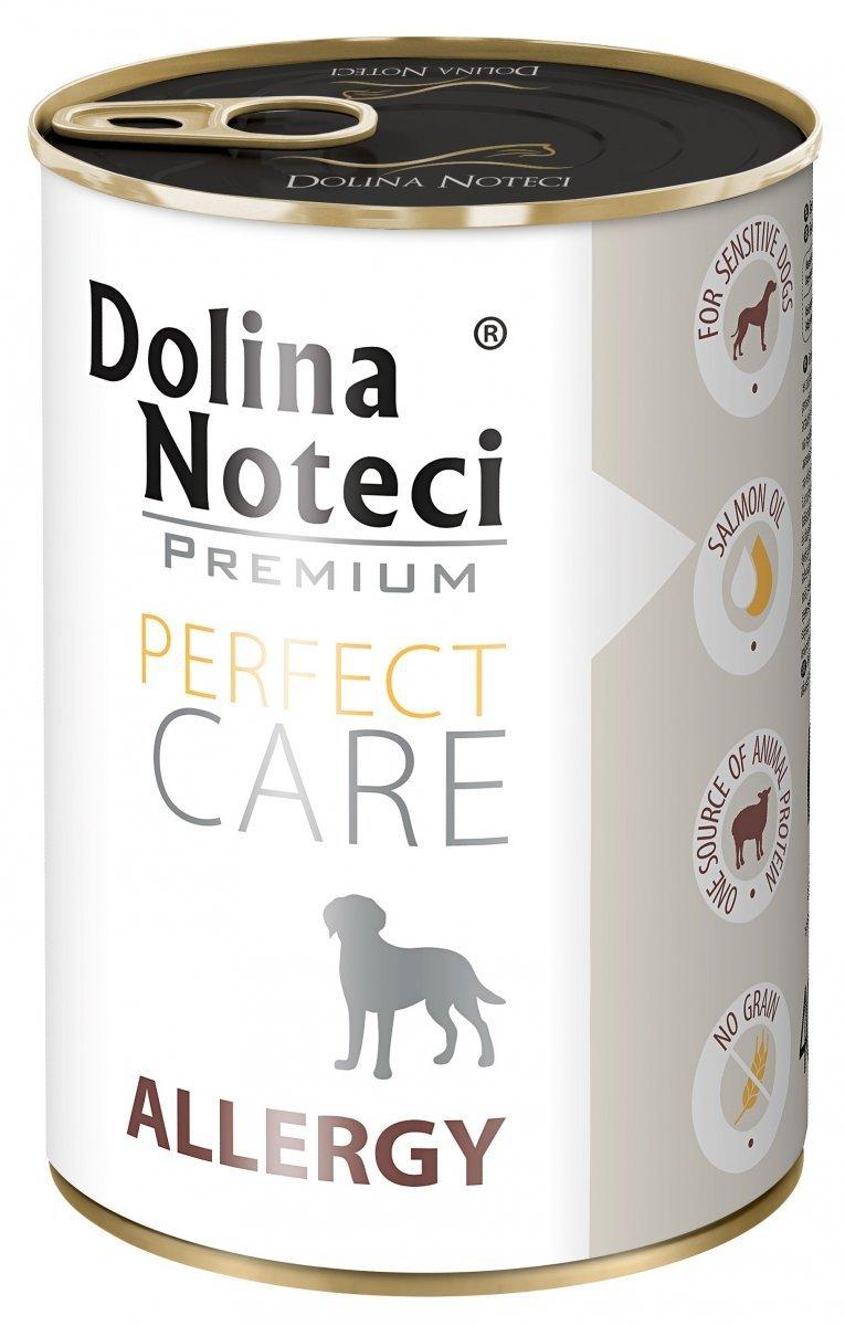 Dolina Noteci Premium Perfect Care Allergy - dla psów skłonnych do alergii 12x400g
