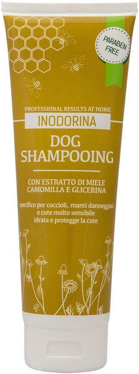 Inodorina Naturalny szampon dla szczeniąt i psów o wrażliwej skórze 250ml