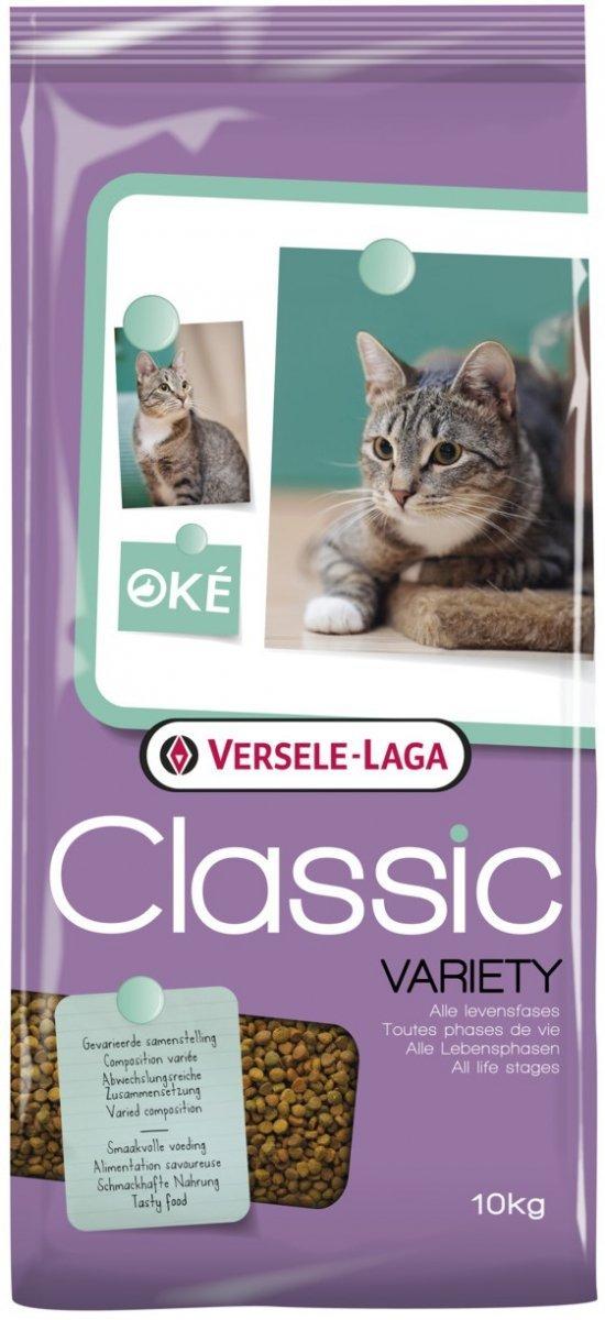Versele Laga Classic Cat - sucha karma dla kotów 20kg