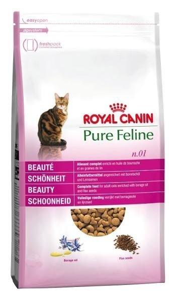 Royal Canin Pure Feline Piękna Sierść n.01 1.5kg