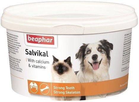 Beaphar Salvikal - Preparat mineralno-witaminowy 250g