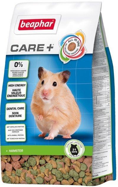 Beaphar Care+ Hamster - karma super premium dla chomika 700g
