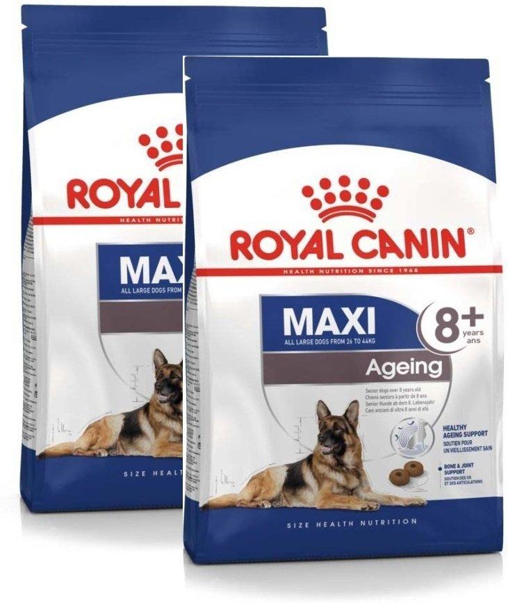 Royal Canin Maxi Ageing 8+ 2x15kg (30kg)