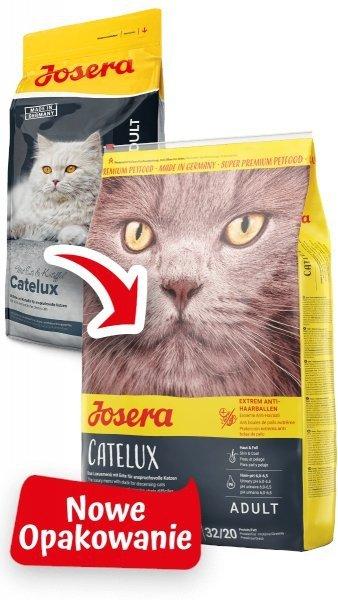 Josera Catelux 2x10kg (20kg)